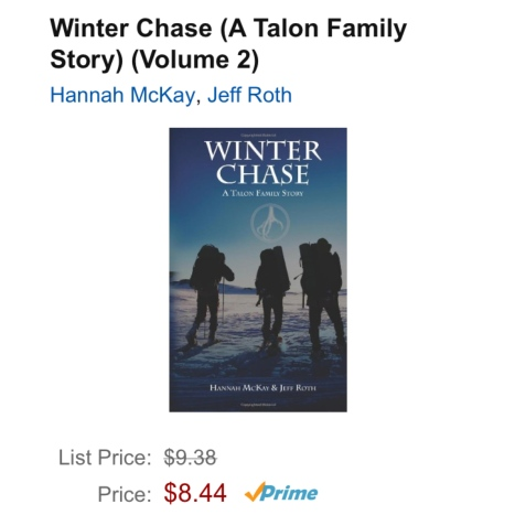Winter Chase | Hannah McKay and Jeff Roth